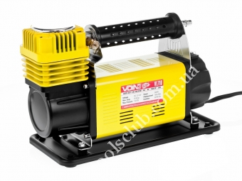 "Компрессор""VOIN"" OFF ROAD MASTER 150psi/45Amp/160л/клемы."