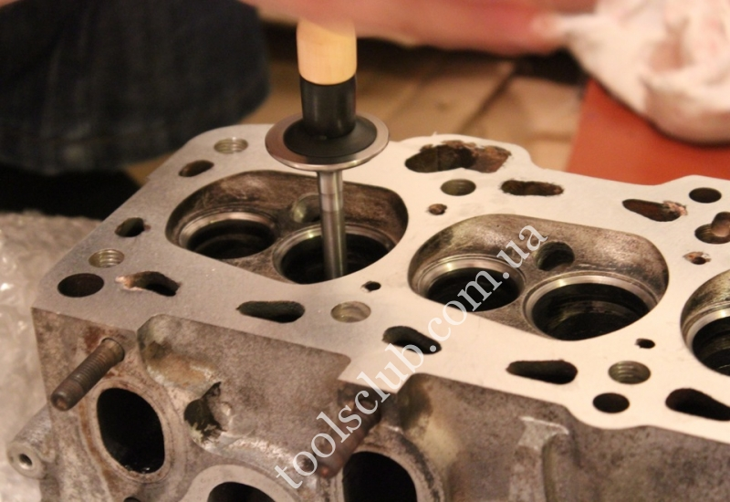 Инструмент для притирки клапанов своими руками