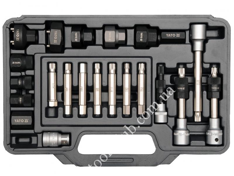 набор ключей генератора